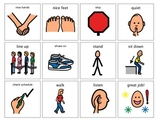 Behavioral Visual Cue Cards