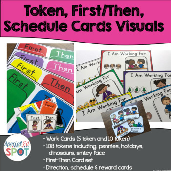 Behavioral  Visual Supports for students with Autism