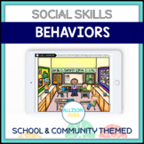 Appropriate and Inappropriate Behaviors Scenes and Cards