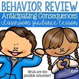 Behaviors and Consequences Classroom Guidance Lesson - School Counseling