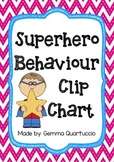 Behaviour (Behavior) Clip Chart