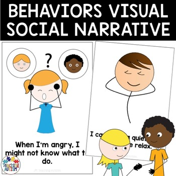 Social Story - Behaviours, Behaviors