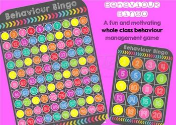 Behaviour Bingo