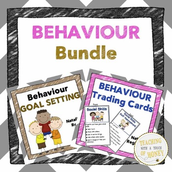 Behaviour Assessment and Goal Setting Bundle