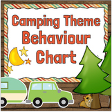 Behaviour Clip Chart Camping Theme