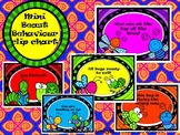 Behaviour Clip chart - Mini Beasts theme