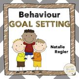 Behavior Goal Setting For Students - Reflection and Assessment