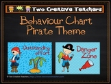 Behaviour Management Chart 'Pirates' Theme 2