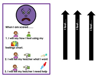 Behaviour Management & Emotion Kit with printable cards