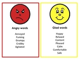 Behaviour Management & Emotion Kit with printable cards