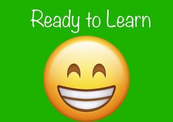 Behaviour Management Ladder Emoji