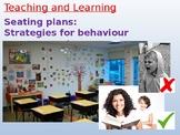 Behaviour Management: Seating Plans