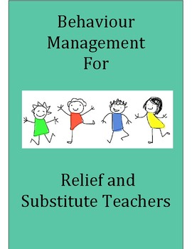 Behaviour Management for Primary Relief and Substitute Teachers