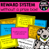 Reward Coupons for Positive Classroom Management (Editable)