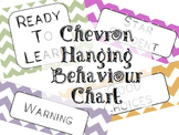Chevron Hanging Behaviour Chart