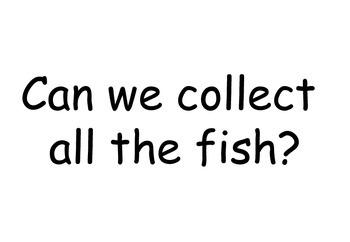 Behaviour Printable: Blank Fish Tank