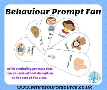 Behaviour Prompt Fan