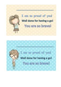 Behaviour Rewards