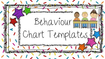 Behaviour Step Chart Sprinkle Design