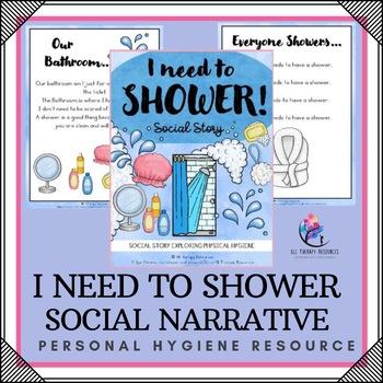 Behaviour Support: Encouraging Hygiene and Showering for Children