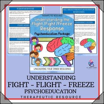 Behaviour Support: Explaining Neuroscience Fight or Flight
