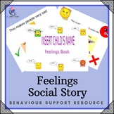 Behaviour Support: Feelings Social Story