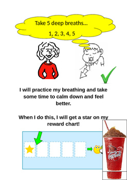 Behaviour Support: Feelings Social Story (Editable)