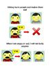 Behaviour Support: Feelings Social Story (Editable)