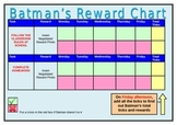 Behaviour Support: Individual Reward Chart for Classroom and Contract