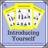 Behaviour Support: Introducing  Yourself