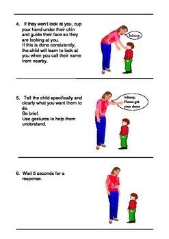 Behaviour Support: Making Commands