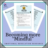 """Behaviour Support: Mindfullness - Helping students becoming more """"mindful"""""""