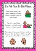 Behavior Support:Positive Behaviour - Being Nice and Making Friends