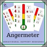 Behavior Support Resource: 1 Page Angermeter (Emotional Regulation)