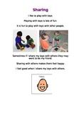 Behaviour Support: Sharing Social Story