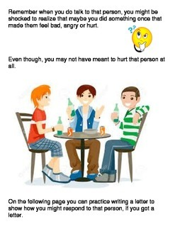 Behaviour Support: Social Skills - Repairing Friendships