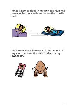 Behaviour Support: Social Story for Bedtime