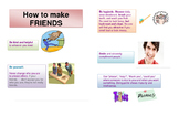 Behavior Support: Visual on Friendship and who to trust
