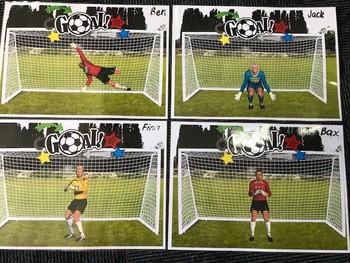 Behaviour System - Soccer Theme