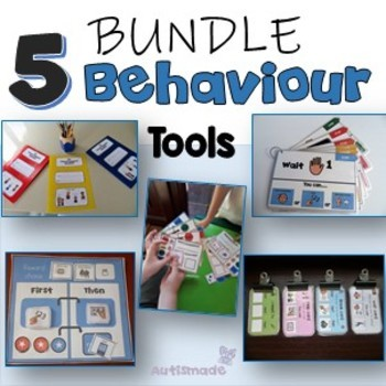 Behaviour Management for Classrooms - Autism visual Supports