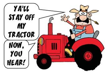 Behaviour Tractor