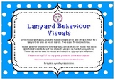 Behaviour cards visual cues