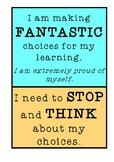 Behaviour choices
