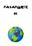 Behavioural passport/Pasaporte de comportamiento