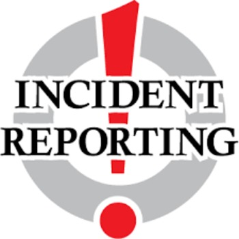 Behavorial Incident Report