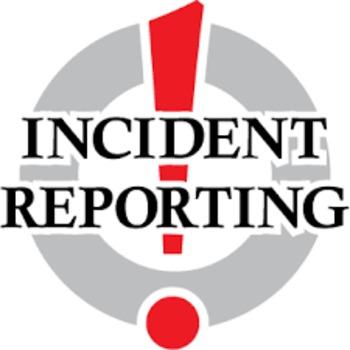 Behavorial Incident Report
