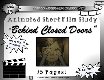 Behind Closed Doors Animated Short Film Unit Study