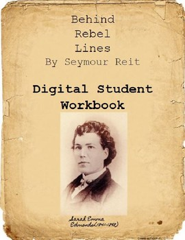 Behind Rebel Lines: Interactive Digital Workbook