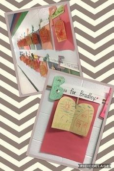 Behind the Little Red Door Book Activities