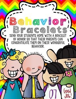 Behvior Bracelets